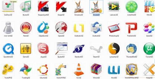 иконки для папок xp: